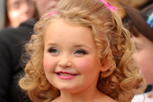 Honey Boo Boo freaks me out.