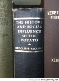 Naughty potato