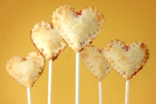 I love you, pie.