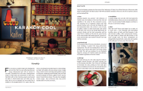 SUITCASE Magazine, published print: Istanbul Guide, September 2013